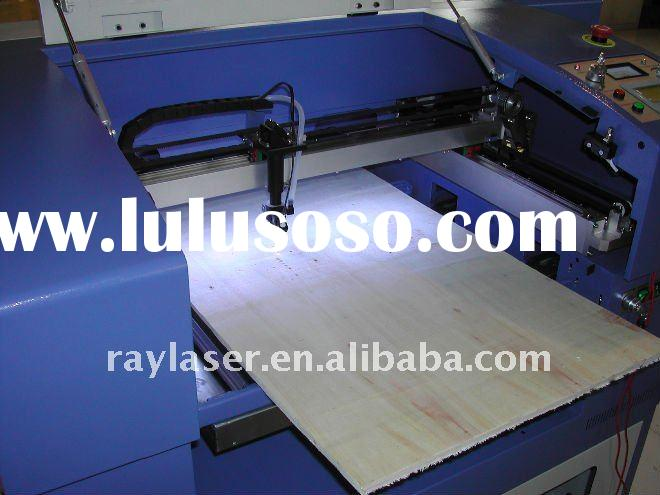 SW RL4060HSDK Laser engraver with rotary attachment, CO2 laser engraving machine on bottles/glasses