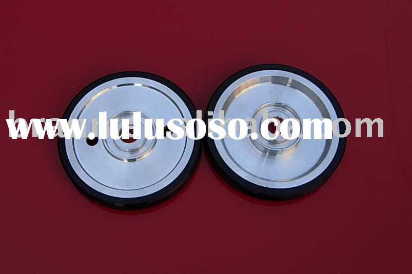 Twin disc supporting textile machinery spare parts