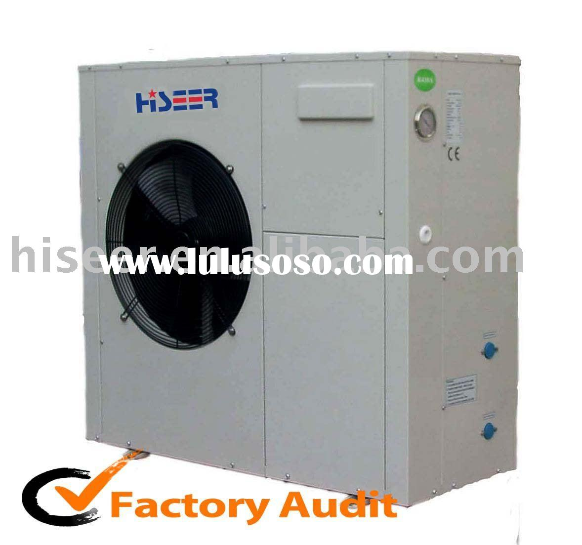 Side Discharge Air Cooled Chiller (Heat Pump)