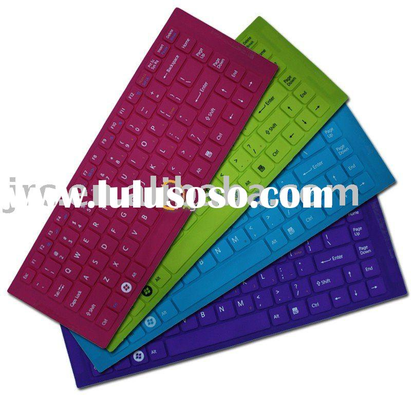 Silicon keyboard cover