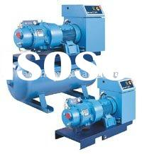 Sliding-Vane Air Compressor,rotary vane type