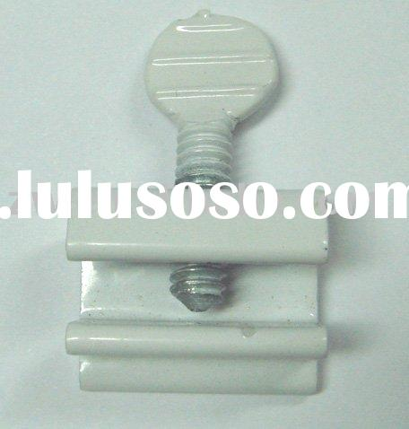 Sliding Window Lock Thumbscrew White / Door Lock