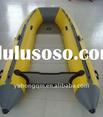 Small Pontoon Inflatable Boat