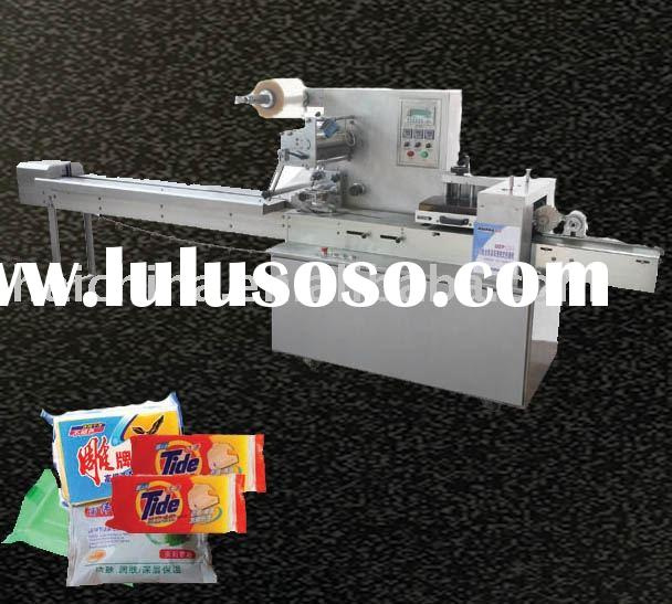 Soap Packaging Machine (Soap Wrapper, Flow Wrapping Machine)