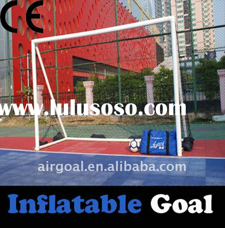 Soccer Accessories(Inflatable&Portable 6*4 Football Goal)