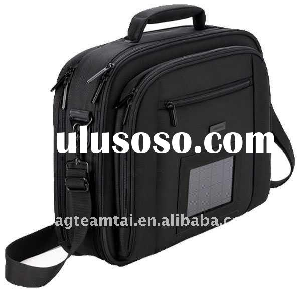 Solar 1680 Denier Nylon Laptop Briefcase