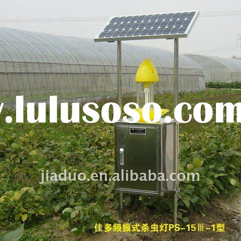 Solar insect trap & killer