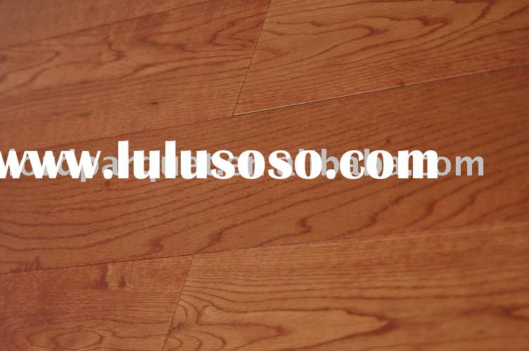 Solid Red Oak Wood Floor