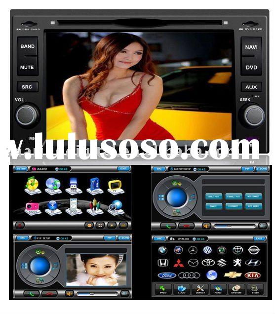 Special Car DVD System/Video/GPS/Bluetooth