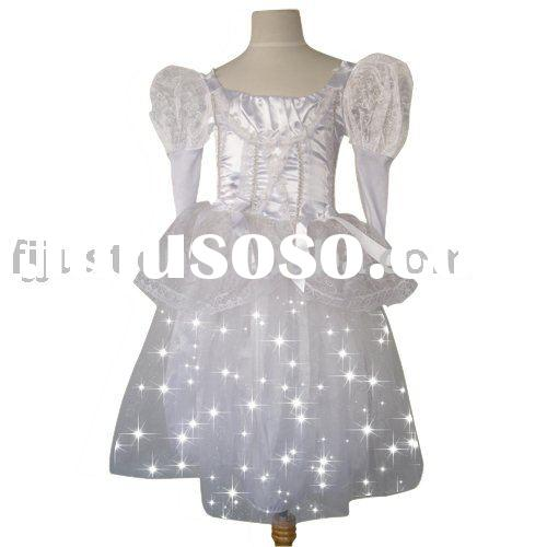 Special Light Up halloween costume ideas wigs fairy dress up games