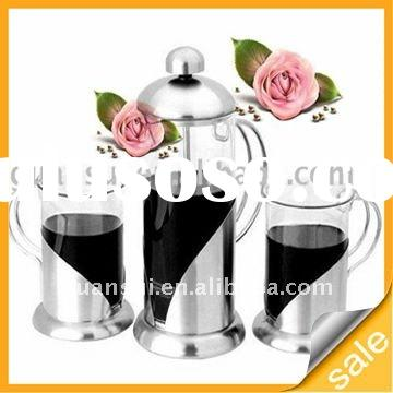 Stainless Steel Coffee and Ter Maker Set