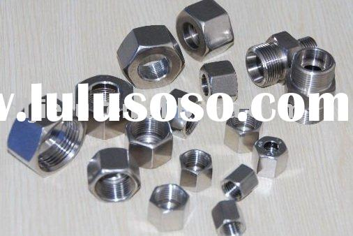 Double ferrule tube fittings compression