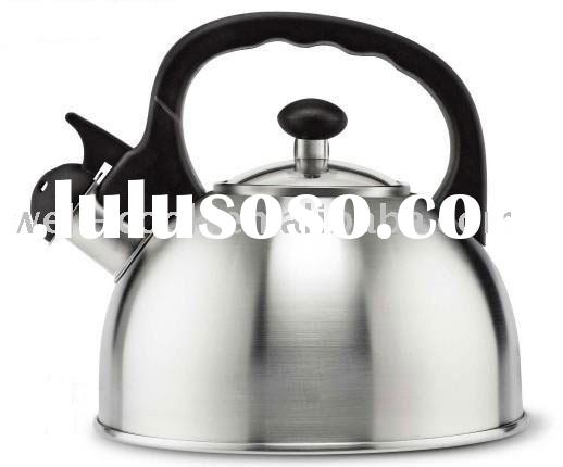 Stainless Steel Whistling Kettle, Tea Kettle, kettle pot