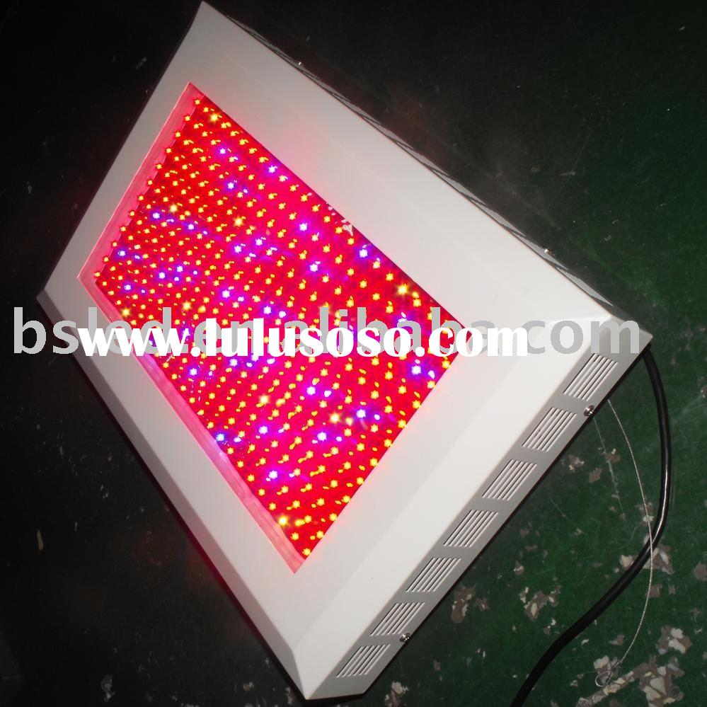 Super two chips 2watt 600W LED growing light good for plant growth, budding, flowering, fruitful