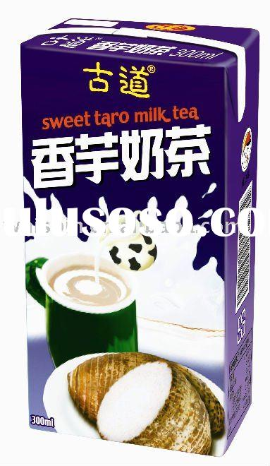 Sweet Taro Milk Tea
