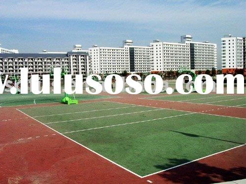 Synthetic Sports Floor For Basketball Court,Outdoor Basketball Court Suspended Interlocking Sports F