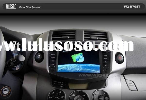 TOYOTA RAV4 2009 WITSON Special Car DVD Player For AUTORADIO TOYOTA RAV4