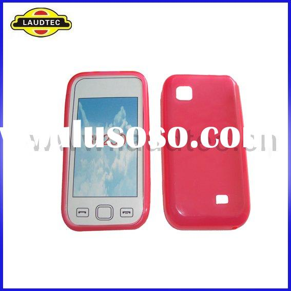 TPU Gel Case Cover for Samsung S5250 Wave 525