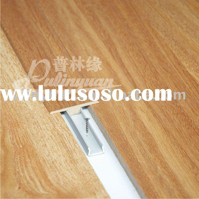 T moulding used for 12mm laminate floor