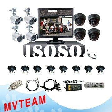 Top 1 Sale Home CCTV Products With Network(mobile phone surveillance)