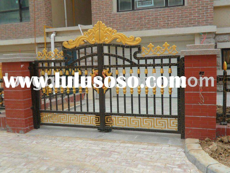 Iron Front Gate Designs For Sale