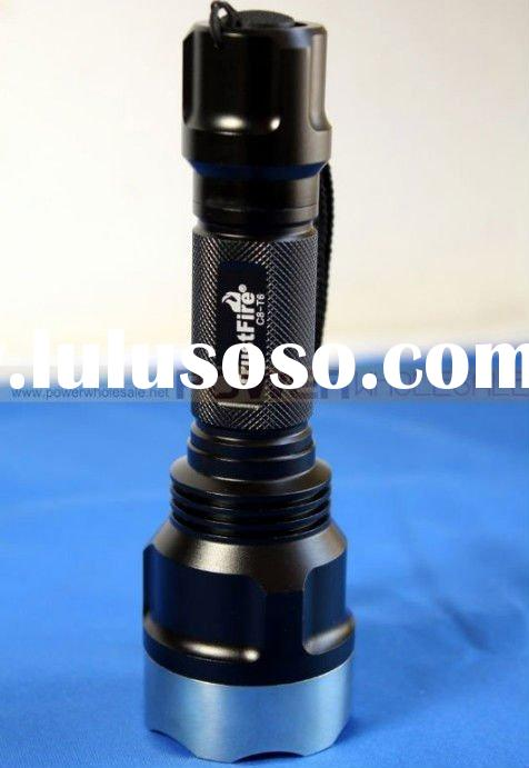Trustfire C8 XM-L T6 LED Flashlight