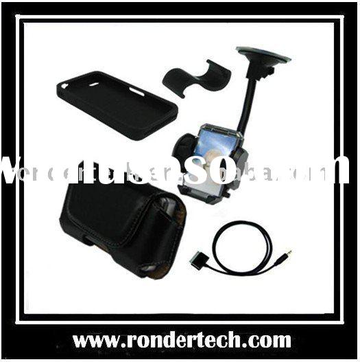 UNIVERSAL CAR MOUNT HOLDER FOR CELL PHONE IPHONE 4 4th 4G