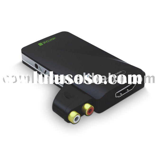 USB to HDMI adapter with Audio