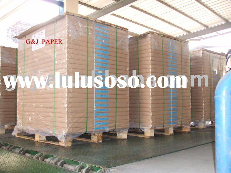 Uncoated White Wood Pulp Woodfree Offset Paper