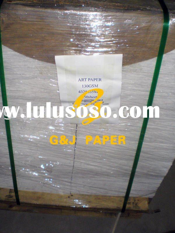 Uncoated Wood Pulp Woodfree Offset Printing Paper