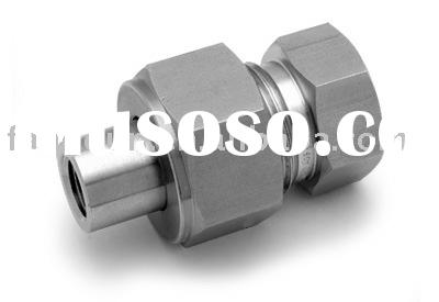 Union ball joint ,Stainless steel compression fitting