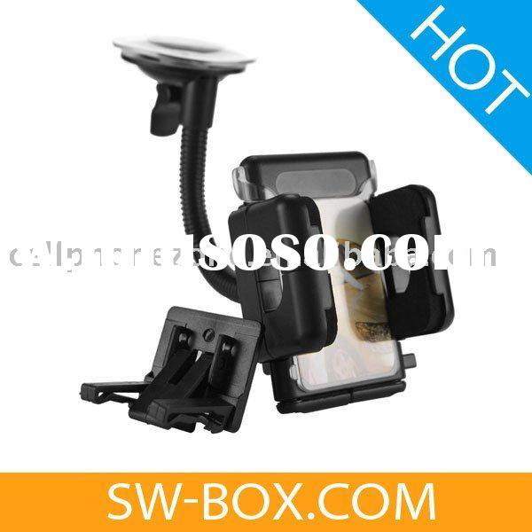 Universal Swivel Windshield Mount Phone Holder /Car mobile phone holder for iphone /for iphone car h
