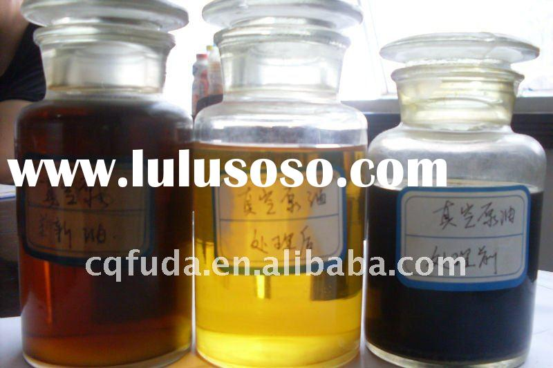 No additive used oil recycling purifying recovering for Used motor oil recycling equipment