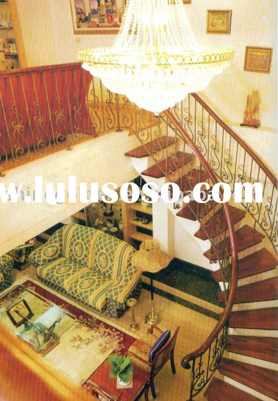 WH-196E 2011 indoor wrought iron hand railings