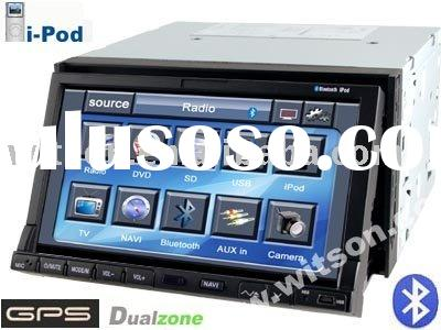 WITSON 2 din 7 inch car dvd player