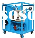 Waste mineral oil filtration machine (lube oil,hydraulic oil,gear oil,compressor oil)