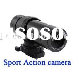 Waterproof Helemt Sports Bike Action PC Camera Car Video Recorder Mini DVR Hidden Camera