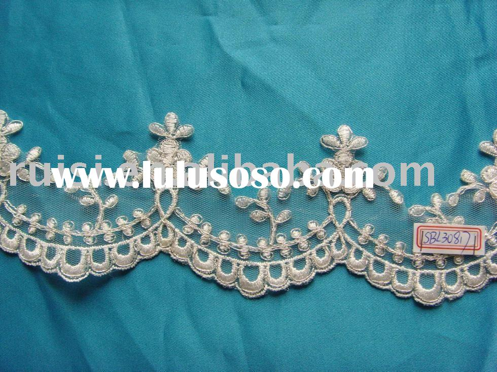Wedding Embroidery/Fabric lace(SBL30817 )