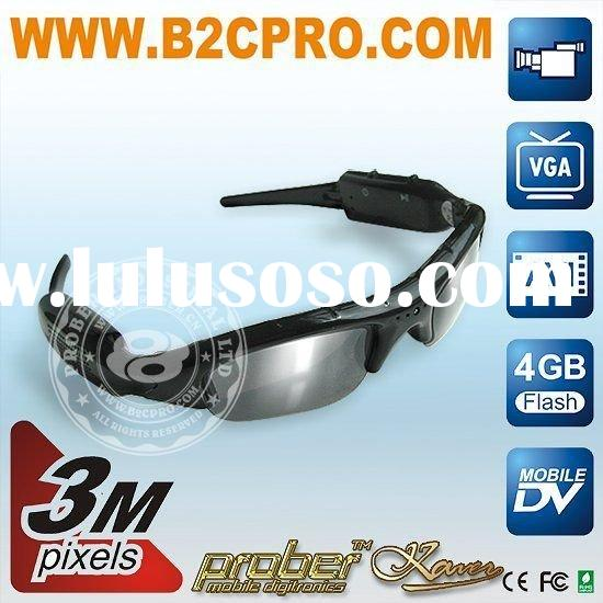 Wireless Camera Glasses
