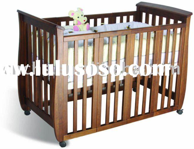 Wooden Baby bed HFL-002A