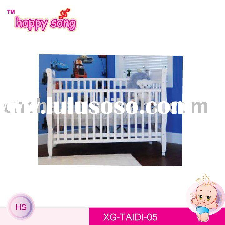 Wooden designer baby cots Taidy-01