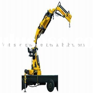XCMG Knuckle Boom Truck Mounted Crane SQ25ZK6Q