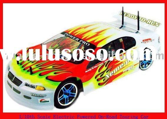 Xeme-Pro 1/10th Scale Electric Powered On-Road Touring Car RTR