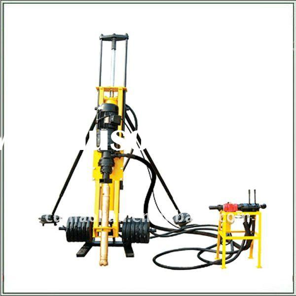 ZGD 100 Electric Drive Rock Drilling Rig for Quarry