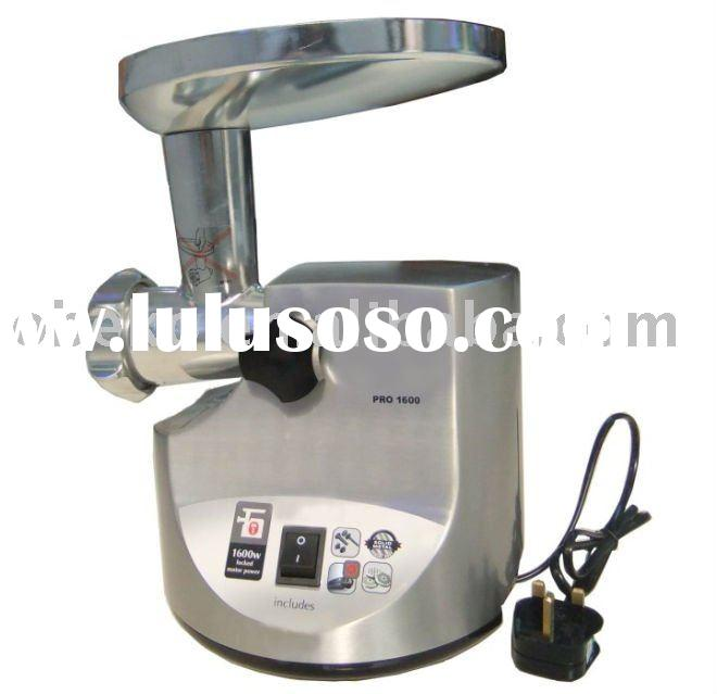 Zhongshan city stainless steel meat mincer