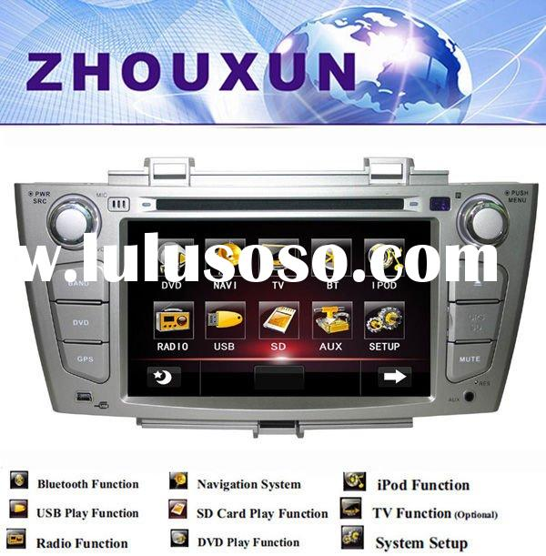 (JAC B-CROSS RS) 7 inch two din Car DVD Player with GPS,bluetooth