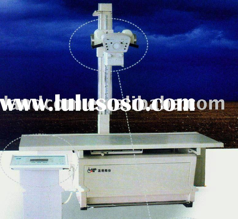 (Manufacturer): High Frequency 500mA xray radiographic equipment-CCC Approved.