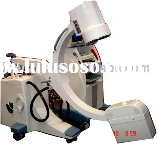 (Manufacturer): Medical equipment C-arm X-ray machine with 1.0 Mega pixel CCD -CCC Approved