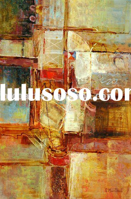 abstract acrylic paintings (abstract oil paintings on canvas)