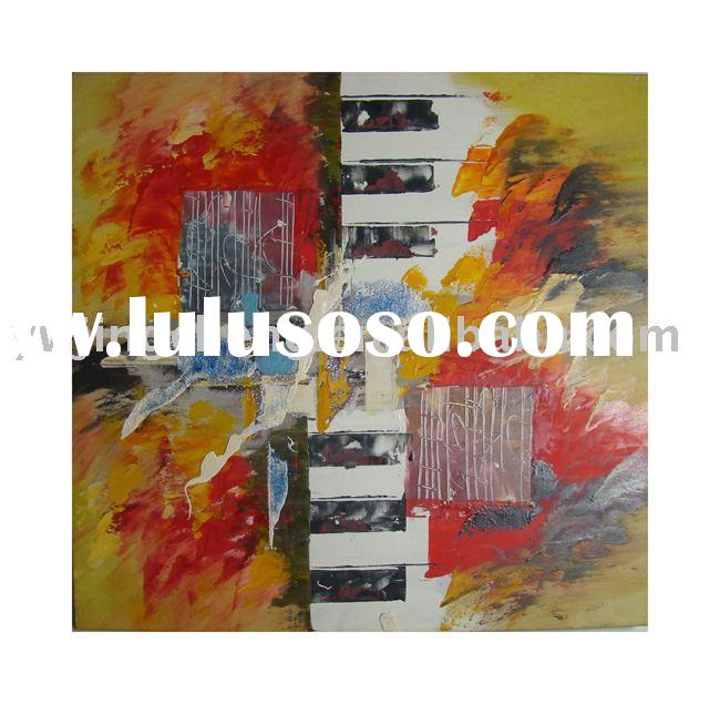 abstract oil painting, art pictures